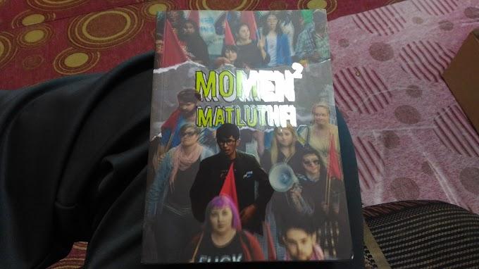 Buku Momen2 Mat Luthfi