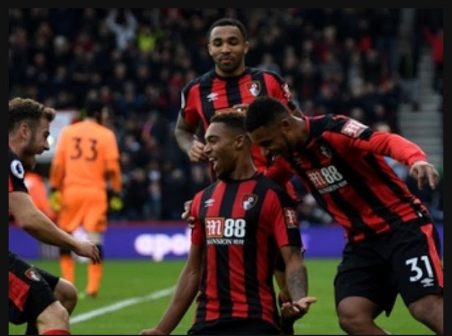 Bournemouth Vs Arsenal Premier League match highlight