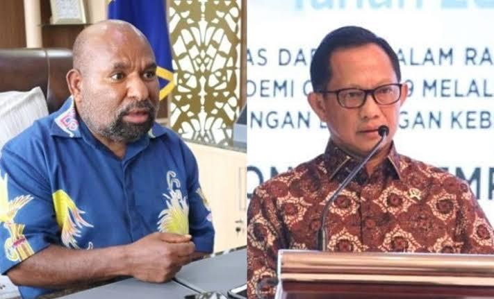 Lukas Enembe Ancam Adukan Tito ke Jokowi soal Plh Gubernur