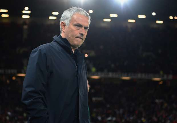 Wow!! Jose Mourinho Refuses To Conduct Training With Man Utd First Team After 4-0 Spanking Against Chelsea