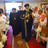 His Holiness Pope Tawadros II visit to St. Mark LA - DSC_0137.JPG