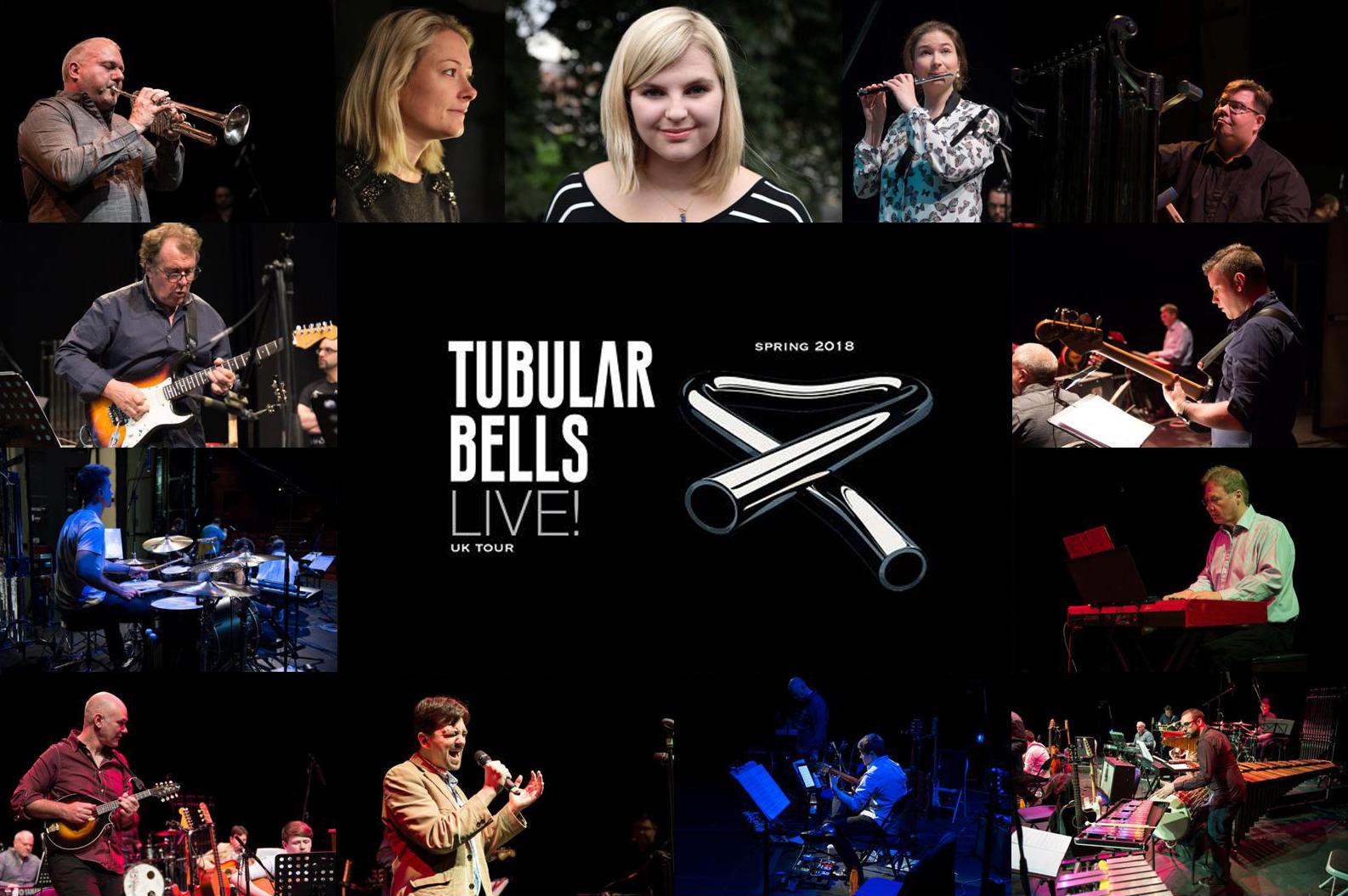 Tubular Bells ของ Mike Oldfield จะกลับมาแสดงในลอนดอนในฤดูร้อนนี้ 1
