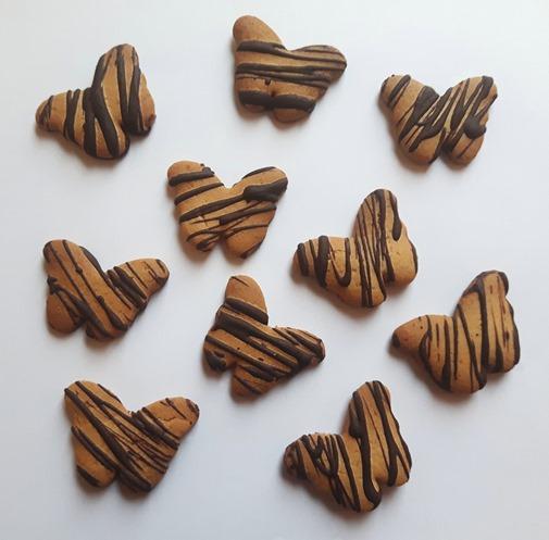 galletas mariposa