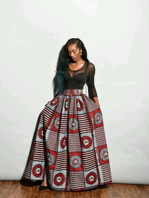 Traditional Dresses For Wedding In Africa 2018 5