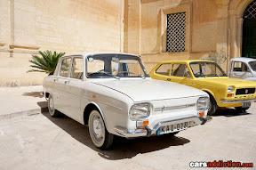 Renault classic car
