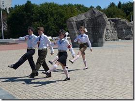 komsomolsk 07 releve garde memorial