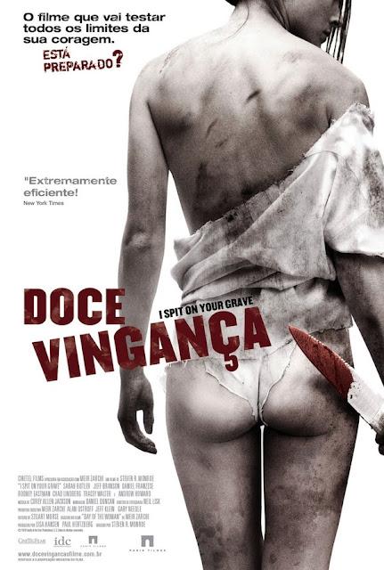Poster do filme Vingança Máxima