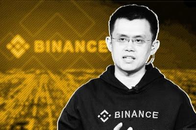 Binance CEO, Binance Founder ,Binance Coin,BNB Coin