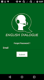 English Dialogue- screenshot thumbnail