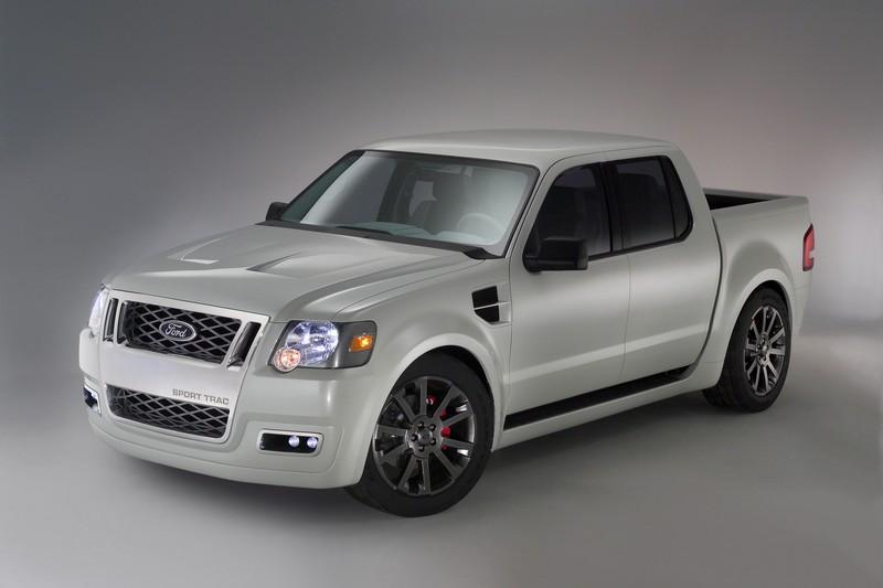 Ford Explorer Sport Trac 2015 >> Ford Explorer Sport Trac Concept