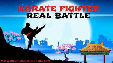 Karate Fighter : Real battles Imagem do Jogo