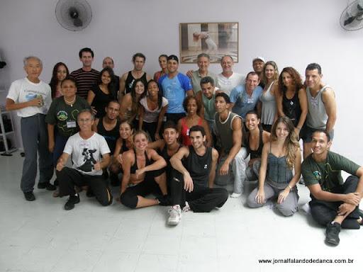 De 14 a 16/01/11 Renata Peçanha realizou workshop dirigido ao aperfeiçoamento em dança com base no zouk brasileiro. Os temas abordados foram musicalidade, expressão corporal, contto e improviso, acrobacias, técnica e didática, teatrialidade na dança, alongamento e força e montagem coreográfica.
