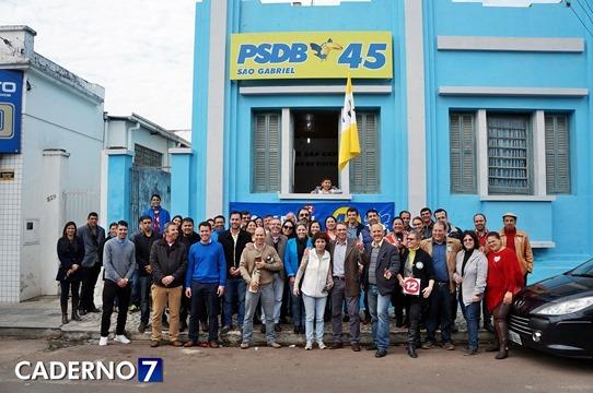 eleições convenção candidatura Rossano-Karen 30-07-2016 001