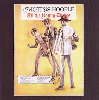 Mott The Hoople ~ 1972 ~ All the Young Dudes