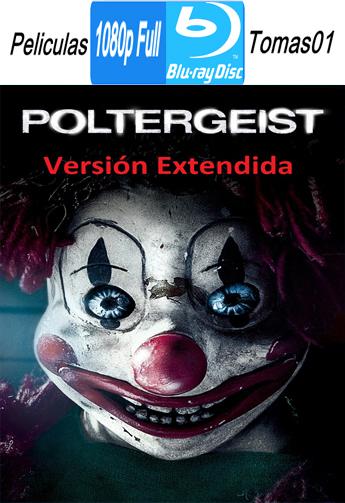 Poltergeist: Juegos Diabólicos (2015) BRRipFull 1080p (V. Extendida)
