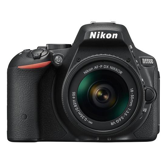 Nikon D5500 Kit 18-55 VR (VIC Nikon)