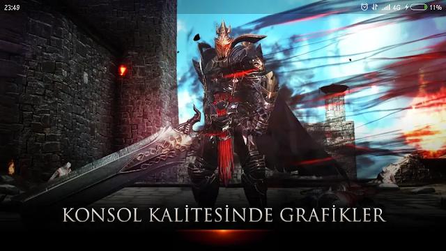 Nexon'dan Darkness Rises Mobil Aksiyon Rol Oyunu