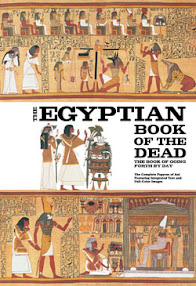 Cover of EA Wallis Budge's Book The Egyptian Book Of The Dead
