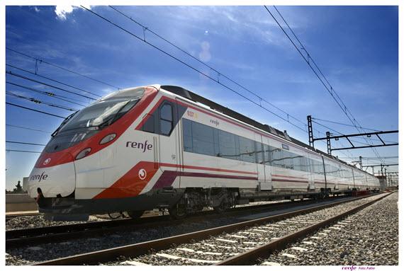 Cambio de horarios de trenes Cercanías C4a desde Alcobendas. 24 y 25 de noviembre de 2018