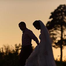 Wedding photographer Anastasiya Batina (nastenzya). Photo of 22.08.2017
