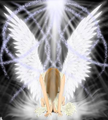 Flying Angel With Wings, Angels 5