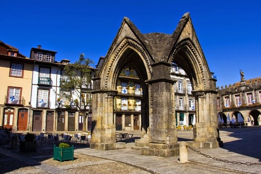 Férias Românticas em Guimarães