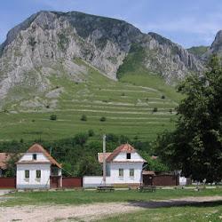 Carpati: Trascau-Piatra Secuiului