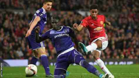 Manchester United vs Anderlecht All Goals and Highlights