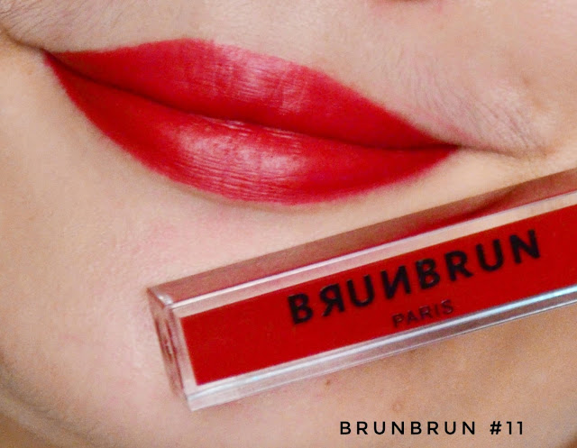 [Review] BRUNBRUN Paris Lip Cheek Eye Color Jetset
