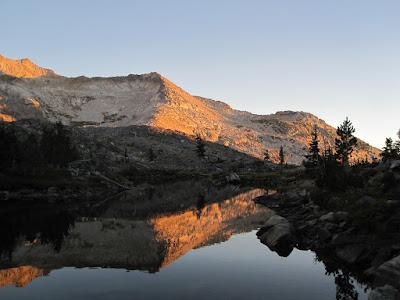 Sunset  ©http://backpackthesierra.com