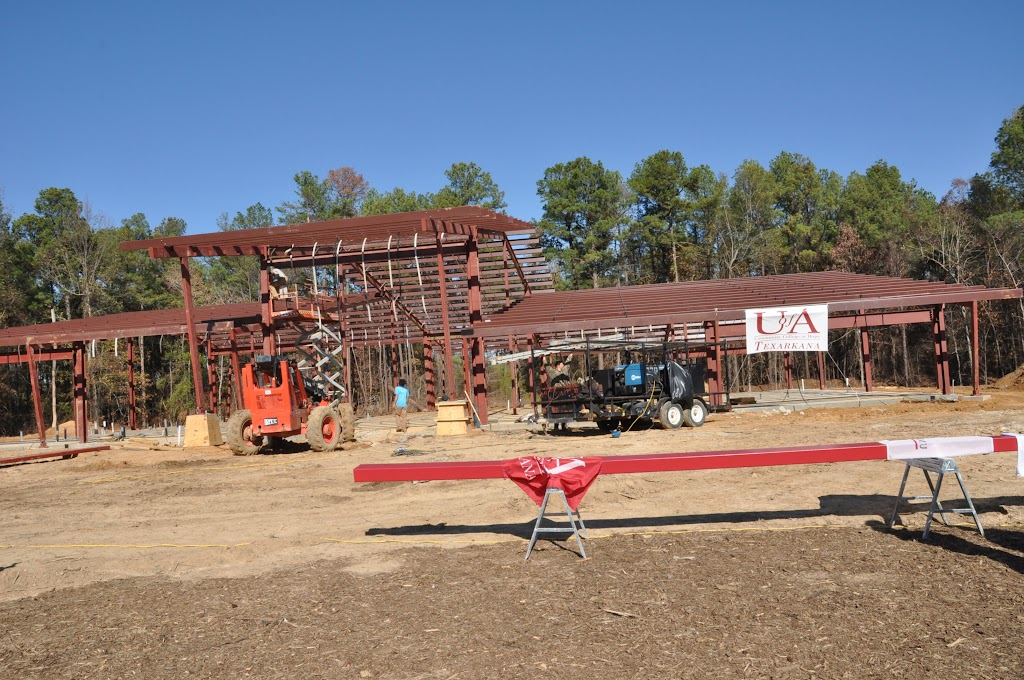 UACCH-Texarkana Creation Ceremony & Steel Signing - DSC_0088.JPG