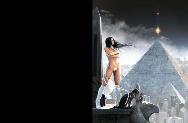 The Magic Of An Egyptian Pyramid, Spirit Companion 2