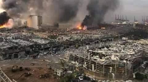 Líbano reporta más de 30 muertos y 3.000 heridos tras las explosiones en Beirut