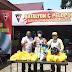 Andi Rio Serahkan Bantuan Sembako untuk Dapur Lapangan Brimob Batalyon C Pelopor Bone