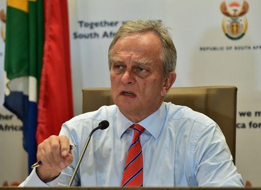 Poskantoorbaas Mark Barnes spring oor die strategie van die Posbank - SowetanLIVE Sunday World