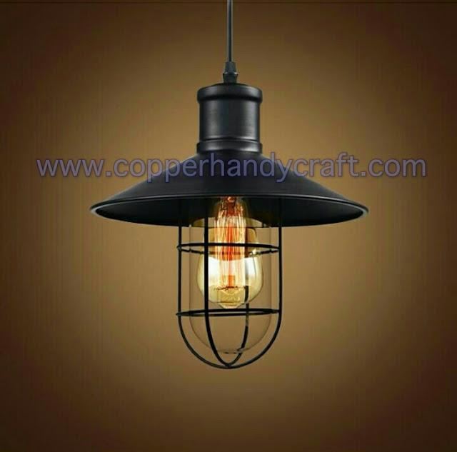 lampu-gantung-clasic-tembaga