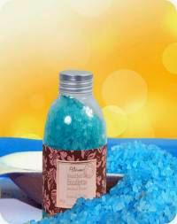 Морская соль против целлюлита