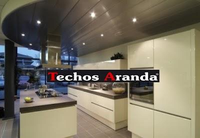 Presupuestos economicos montadores techos de aluminio Madrid