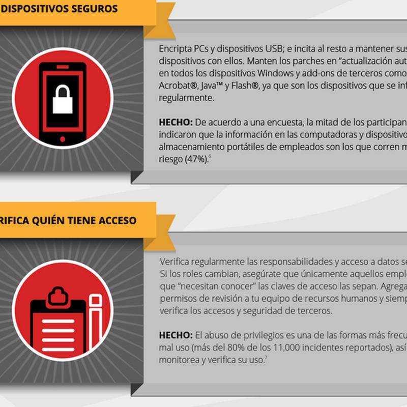 7 consejos sobre seguridad cibernética para navegar más tranquilo en internet