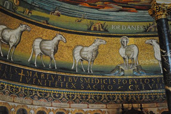 My Photos: Italy -- Mosaics -- Rome