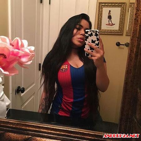 Ngắm girls barcelona fans