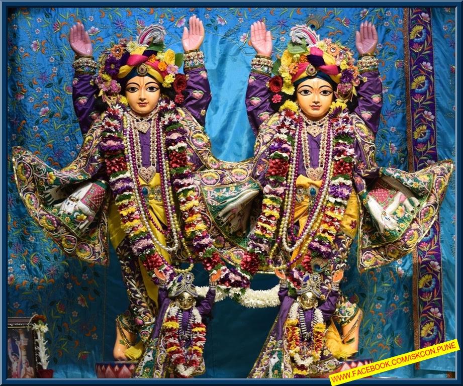 ISKCON Pune Camp Deity Darshan 13 Jan 2017 (9)