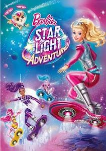 Barbie: Star Light Adventure Poster