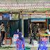 Babinsa Pendoworejo Monitoring Pendistribusian BPNT Ditengah Pandemi Covid 19