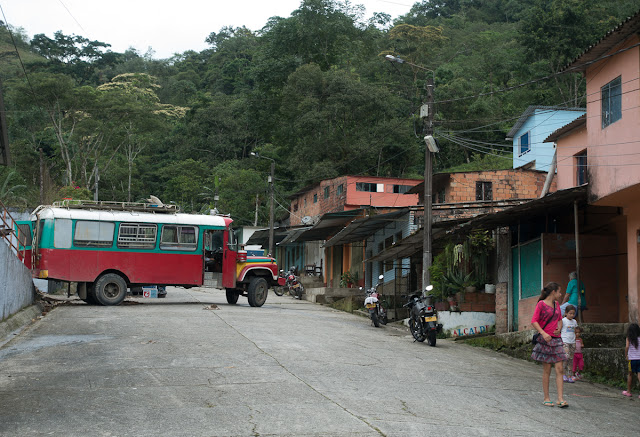 Santa María en Boyacá, 1200 m (Boyacá, Colombie), 17 novembre 2015. Photo : C. Basset