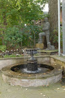 Radial Water Feature