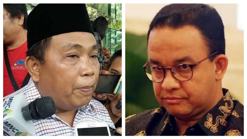Arief Poyuono: Prediksi Saya Anies Enggak Pernah Jadi Capres