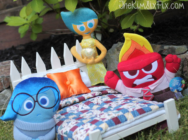 Inside out dolls