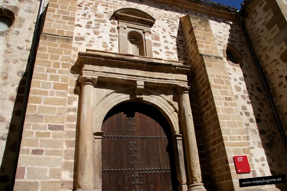 Iglesia de Santa María del Conde