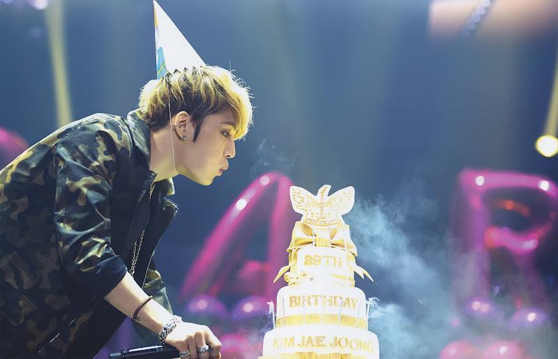 Scans: Kim JaeJoong 2014 Asia Tour & J-Party Photobook
